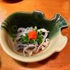 登喜輪 - 料理写真:鉄皮  水島コースは以下の順に出てきます