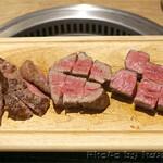 熟成焼肉 格之進R+ - 塊肉