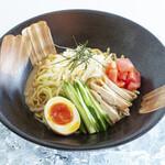 麺場 田所商店 - 料理写真:夏季限定!胡麻味噌冷やし麺