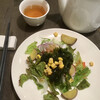 城北飯店 - 料理写真:サラダのさつまいもも美味しい♪