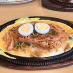 味楽亭 - 料理写真:エッグナポリタン