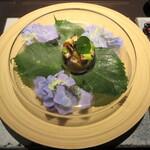 日本料理 TOBIUME - 移り気