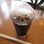ツバキCafe - アイスコーヒー 280円