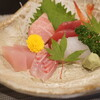 Uedaya - 料理写真:刺身5種盛り1380円