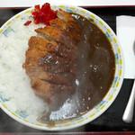 キャッスル - カツカレー 税込900円