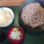 そば処 角弥 - へぎ蕎麦1人前:930円