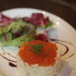 Oyster Bar MABUI - ポテトサラダ