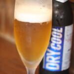 Oyster Bar MABUI - ビール