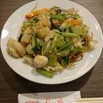 Saihou - 五目焼きそば揚げ麺