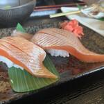 支笏湖観光センター - チップ寿司