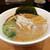 らーめん工房 麺作 - 料理写真:煮込み醤油そば