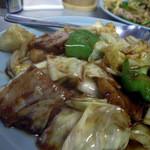 みんみん - 回鍋肉