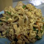 みんみん - 卵と木耳の炒め物