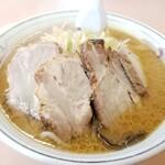 銀龍 - 味噌チャーシュー麺920円!