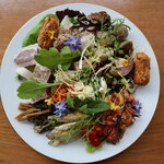 無彩庵 池田 - 料理写真:テイクアウト 前菜おつまみ盛り合わせ