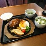 圭助 - 特製ハンバーグ定食