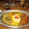 旧ヤム鐵道 - 料理写真:トリプルカレー
