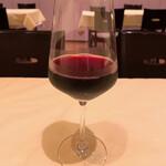 オステリア デッラ カパンナ - グラスワイン赤