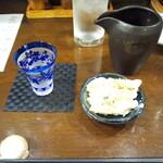 うまいものや たろう - 初っ端から日本酒☆いい酒 選んじゃった♡