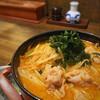 麺処 おおぎ - 料理写真:旨辛味噌バラ野菜うどん
