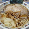 春木屋 - 料理写真:わんたん麺
