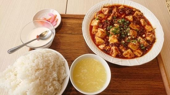 麻辣大学の料理の写真