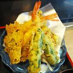 千代寿司 - 料理写真:天ぷら