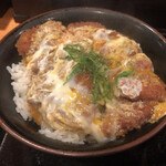 とん亭 - かつ丼