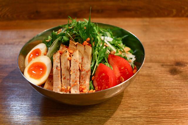 野郎ラーメン 江古田店の料理の写真
