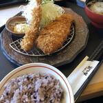 かつ徳 - 料理写真:まんぷくランチ 1250円