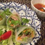 タイ国料理店 イサラ - 料理写真: