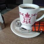 さかい珈琲 - ブレンドコーヒー
