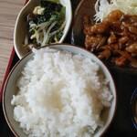 酔虎伝 - 日替わり定食