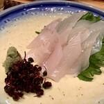 味処 銀の里 - 料理写真:【キス刺し】刺身でいただくのは初めてです。