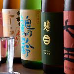 串焼黒松屋 - おすすめ地酒
