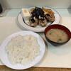 ランチハウス - 料理写真:なすのはさみ揚(冷奴付) ('20/07/09)