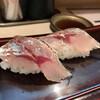 寿司政 - 料理写真:アジ