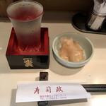 Sushimasa - テーブルセット