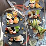 ウェスティンホテル大阪 ロビーラウンジ -