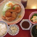 みほり峠 - 日替わり定食