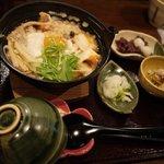 87 - 料理写真:きしめんの雑煮