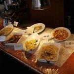 中華バイキング マーチャン家 - 料理は何度も同じものが作られる時があります