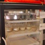 中華バイキング マーチャン家 - こちらは冷蔵庫に入ったデザート