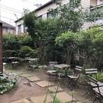 古民家カフェ蓮月 - お庭