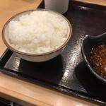 日本橋 からり - ご飯