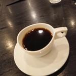 Bisutorovivan - ホットコーヒー 202007