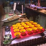 魚太郎・蔵のまち - おばんざい料理(食べ放題)