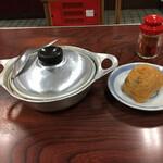 鍋焼うどん アサヒ - 提供