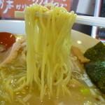 13286891 - 細ちぢれ麺