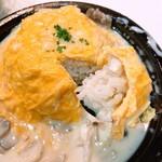 ピコティ ピコタ - トリュフ香るキノコクリームのオムライス